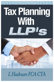 tax planning with LLP's book