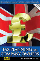 tax planning for company owners