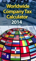 Worldwide corporation tax calculator 2014